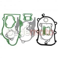 Прокладки двигателя Honda Dio AF-18/27 (с резинкой)
