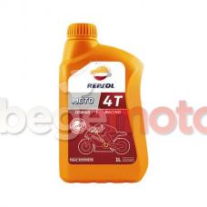 Масло моторное Repsol Moto Racing 4T 10w40 (1 литр)