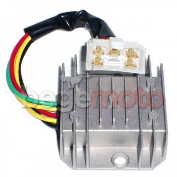 Регулятор напряжения GY6 125-150сс (5 контактов)