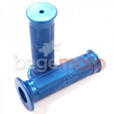 """Ручки руля """"KOSO"""" синие"""