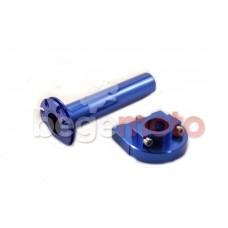 Крепление ручки газа со вставкой металлическое TUNING
