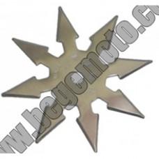 Метательная звезда-сюрикен 8
