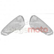 Стекла задних поворотов Suzuki Lets (бесцветные)