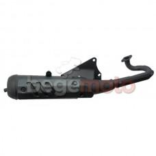 Выхлопная труба (глушитель) Suzuki Address 50cc CN