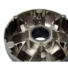 Вариатор хромированный Honda Dio AF-18 (толстый вал)/AF-27/28/34/35 GY6-50cc 139QMB SPI