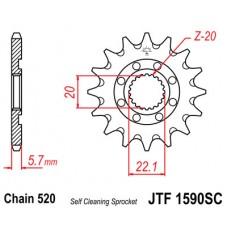 Звезда ведущая JTF1590Sc JT Sprockets