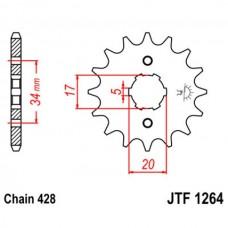 Звезда ведущая JTF1264 JT Sprockets