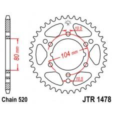 Звезда ведомая JTR1478 JT Sprockets