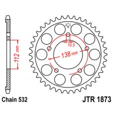 Звезда ведомая JTR1873 JT Sprockets