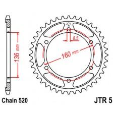 Звезда ведомая JTR5 JT Sprockets
