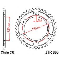 Звезда ведомая JTR866 JT Sprockets