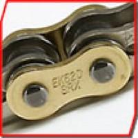 Цепь приводная EK 520SRX2 GG Gold