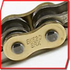 Цепь приводная EK 520SROZ2 GG Gold