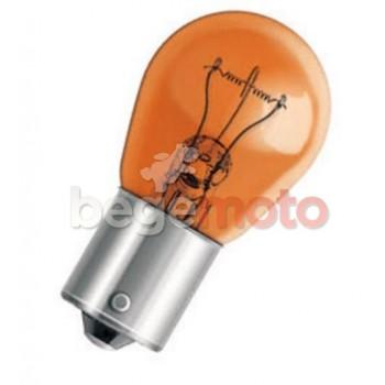 Лампа указателя поворота OSRAM PY21W 12V 21W (оранжевая)