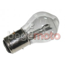 Лампа передней фары BA20d/12V/45/40W прозрачная TW