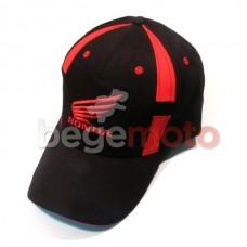 Бейсболка Honda (черная) #2