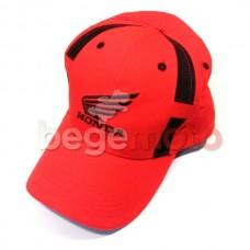 Бейсболка Honda (красная) #2