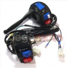 Блоки управления в сборе 2т GY-6/Yamaha