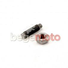 Винт регулировки клапанов с гайкой CB125T Original