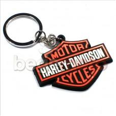 """Брелок """"Harley-Davidson"""" резиновый"""