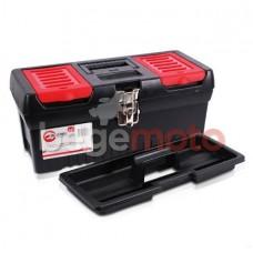 Ящик для инструментов с металлическими замками INTERTOOL