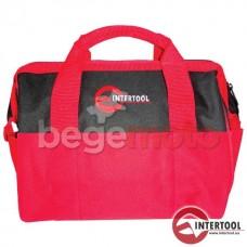 Сумка для инструментов INTERTOOL (20 карманов)