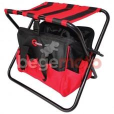 Складной стул с сумкой INTERTOOL (универсальный)