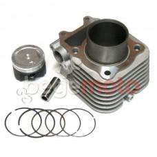 Цилиндро-поршневая группа Suzuki Vecstar 125cc