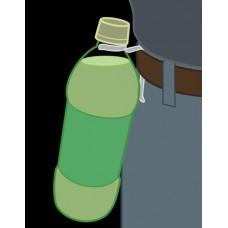 Держатель-клипса для бутылки