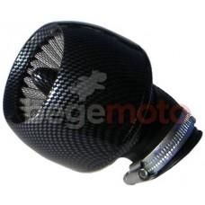 Фильтр нулевого сопротивления - carbon 35мм 90°