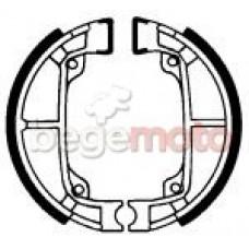 Колодки тормозные барабанные TVR&S.P.I Suzuki Address/Sepia 90x20