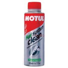Промывка топливной системы MOTUL Fuel System Clean Moto