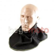 Горловина теплая флисовая Begemoto (черная) #2