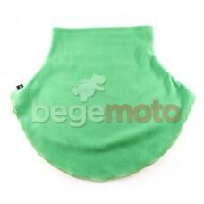 Горловина теплая флисовая Begemoto (зеленая)