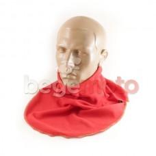 Горловина теплая флисовая Begemoto (красная)