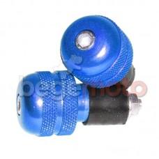 Грузики руля синие