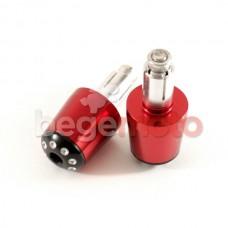 Грузики руля CNC (красные)