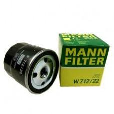 Фильтр масляный MANN MW712/22