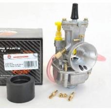 Карбюратор спортивный 2Т/4Т с механической заслонкой 150-180сс (D=30mm) S-M