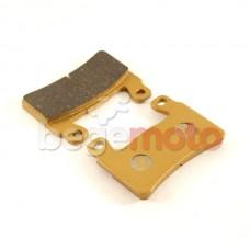 Колодки тормозные дисковые CBR600 DAYTONA