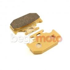 Колодки тормозные дисковые KDX250 DAYTONA