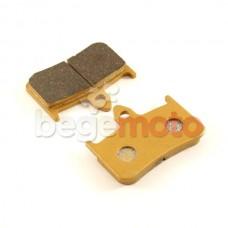 Колодки тормозные дисковые NSR250, CB250 DAYTONA