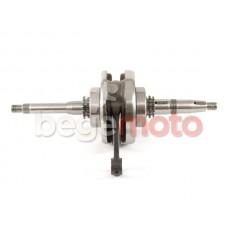 Коленвал 4т - GY6 - 125/150cc (в сборе с подшипниками) SEE