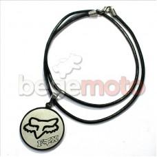 "Медальон на шею ""FOX"" #2"