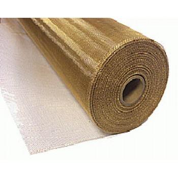 Латунная сетка для ремонта пластика 0,63х0,3мм
