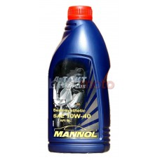 Масло моторное MANNOL 4T Plus (1 литр)
