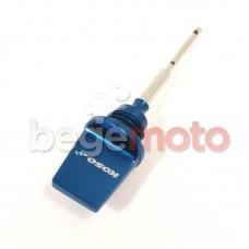 Щуп уровня масла GY6 - 50/125/150 синий KOSO