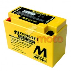 Аккумулятор свинцово-кислотный MBT9B4 12V 9A/h Motobatt