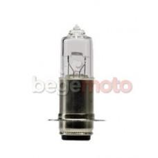 Лампа передней фары P15D-25-3/12V/25/25W прозрачная NARVA