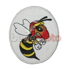 """Термонашивка """"Пчела"""" #2"""